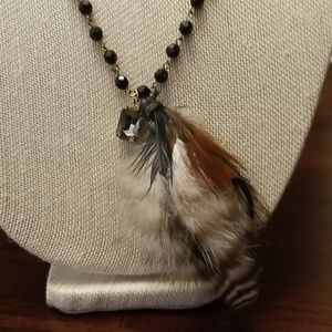 Jewelry - Cute Feather Necklace